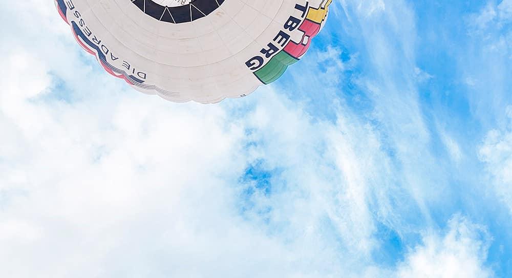 ballooning @ Golden Hill