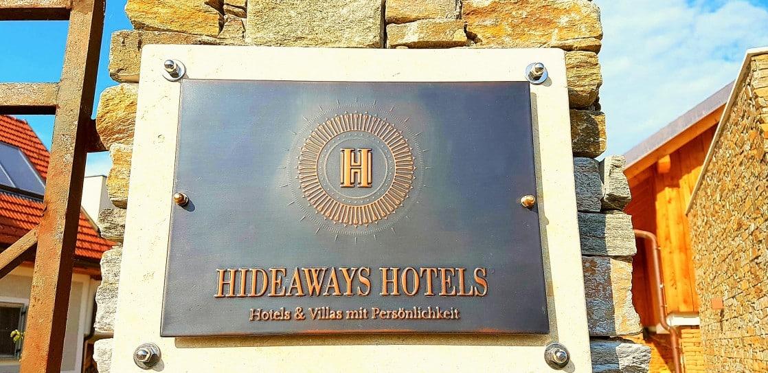 Mitglied der Hideaways-Hotels