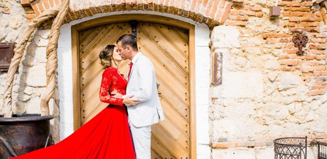 Hochzeit im Golden Hill