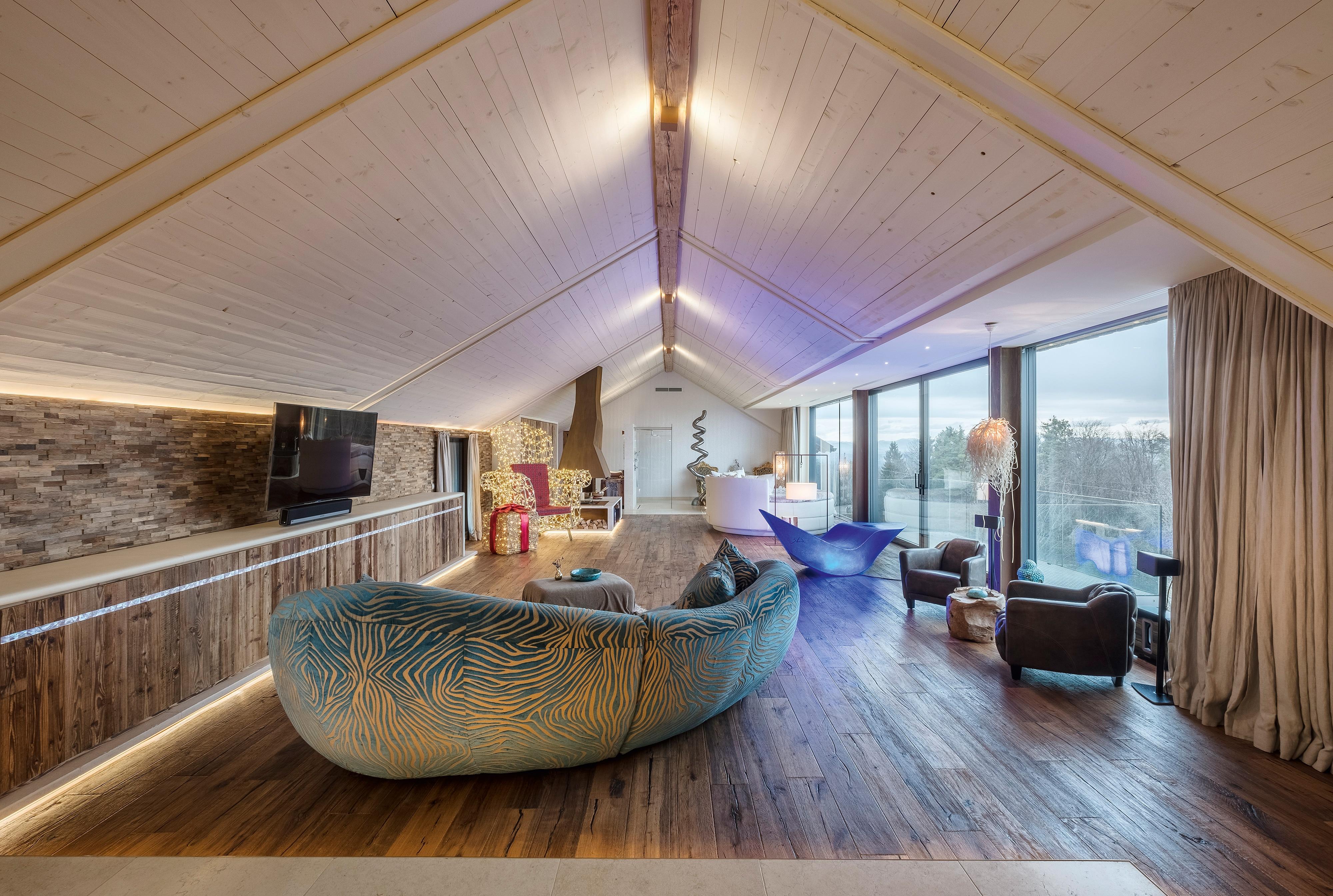 ihre wellness oase in der steiermark das golden hill loft. Black Bedroom Furniture Sets. Home Design Ideas