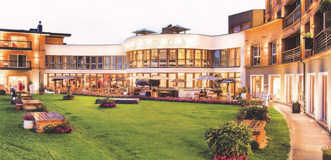 Kooperation mit Kitzbühel Country Club