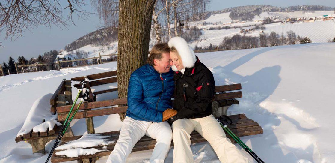 Winterromantik Südsteiermark